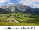 Small photo of summer alps