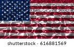 flag of united states | Shutterstock . vector #616881569