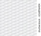 white seamless paper background ... | Shutterstock .eps vector #616896404