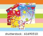 gift box | Shutterstock .eps vector #61690510