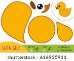 education paper game for... | Shutterstock .eps vector #616935911