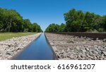 Railroad Track Viewed From...