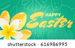 digital composite of yellow...   Shutterstock . vector #616986995