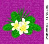 seamless background pattern... | Shutterstock . vector #617013281