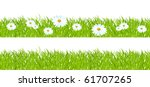 seamless horizontal mount ... | Shutterstock . vector #61707265