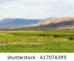 Steppe Summer. Turgai Gate....