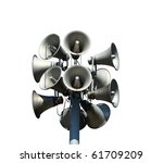 Isolated Loudspeakers With A...