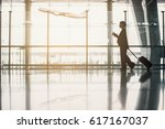 travel  business  advertise... | Shutterstock . vector #617167037