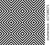 vector seamless pattern.... | Shutterstock .eps vector #617188271