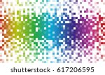 abstract background with color...   Shutterstock .eps vector #617206595