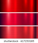 metal red texture background ... | Shutterstock .eps vector #617253185