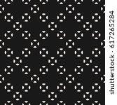 vector seamless pattern  black  ...   Shutterstock .eps vector #617265284
