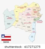 bahia administrative and... | Shutterstock .eps vector #617271275