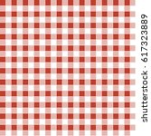pattern for the picnic seamless ... | Shutterstock .eps vector #617323889