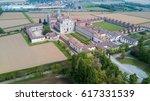 Aerial View Of The Certosa Di...