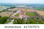 Aerial View Of The Certosa Di...