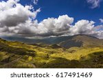 ethiopia. simien mountains... | Shutterstock . vector #617491469