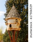 Wooden Dovecote