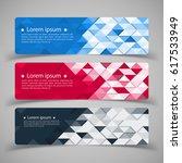 vector design banner background ...   Shutterstock .eps vector #617533949