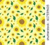a digitally created seamless... | Shutterstock . vector #617559635