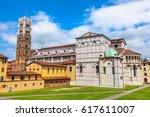 The Cathedral Of St. Martin In...