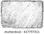 grunge black and white urban... | Shutterstock .eps vector #617757311