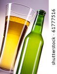 beer on light background | Shutterstock . vector #61777516
