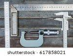 Measuring Tools  Metal...