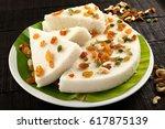 kerala cuisine homemade... | Shutterstock . vector #617875139