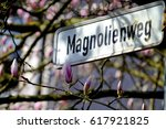 German Street Sign