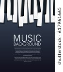 Musical Background With Piano...