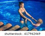 fun weekend alfresco. happy...   Shutterstock . vector #617962469