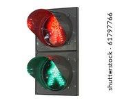 Traffic Light For Pedestrians...