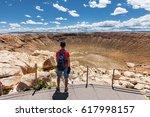 Travel In Meteor Crater  Man...