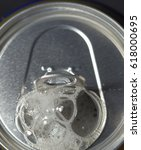 Small photo of Open aluminum can