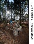 vransko  slovenia  april 02 ... | Shutterstock . vector #618011174