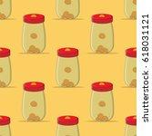 color money box. | Shutterstock .eps vector #618031121