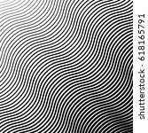 grid  mesh  lines background.... | Shutterstock .eps vector #618165791