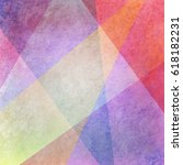 abstract colorful background... | Shutterstock . vector #618182231
