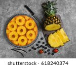 Homemade Fruit Pineapple Pie...
