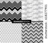 seamless background design | Shutterstock .eps vector #618277901
