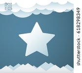 five star rating vector...