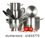 Stainless Steel Kitchen Tools ...
