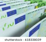 Euros. 3d Rendering