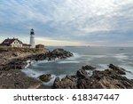 Portland Head Lighthouse  Cape...