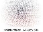 dark red vector banner set of... | Shutterstock .eps vector #618399731