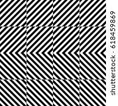 vector seamless pattern.... | Shutterstock .eps vector #618459869