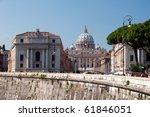 Rome, Vatican - stock photo