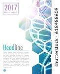 genetics testing science dna... | Shutterstock .eps vector #618488609