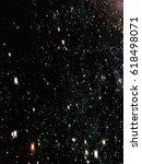galaxy stars | Shutterstock . vector #618498071